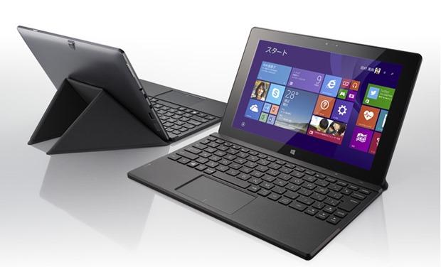 マウス、BTキーボード付10.1型『MT-iCE1000WN-BG』発売―スペックと価格、Windowsタブレット