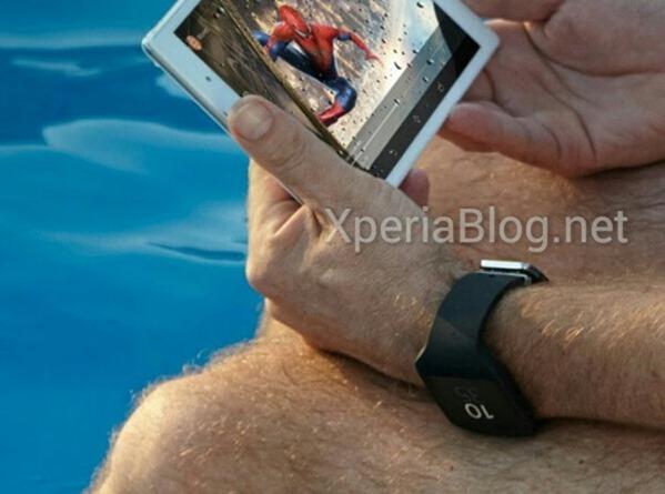 ソニー未発表『Xperia Z3 Tablet Compact』と次期スマートウォッチらしき画像がリーク