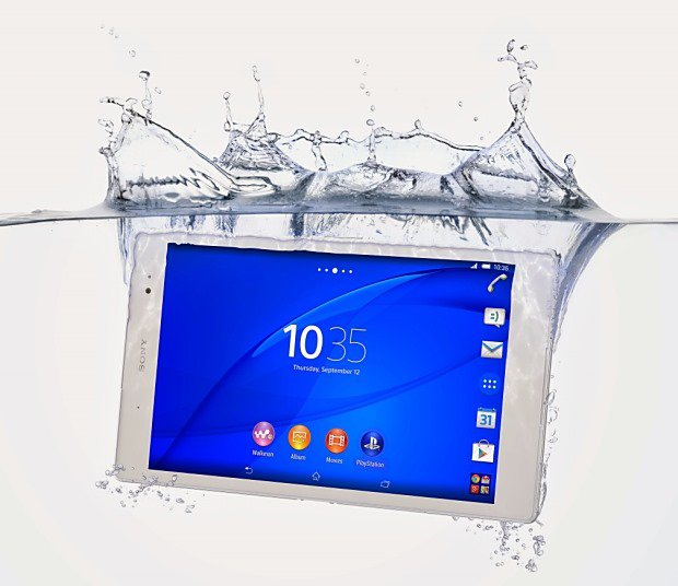 『Xperia Z3 Tablet Compact』予約開始、価格は£329(約5.68万円)より #IFA 2014
