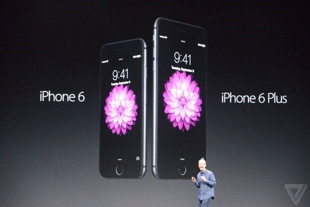Apple、『iPhone 6』と『iPhone 6 Plus』発表―スペックほか