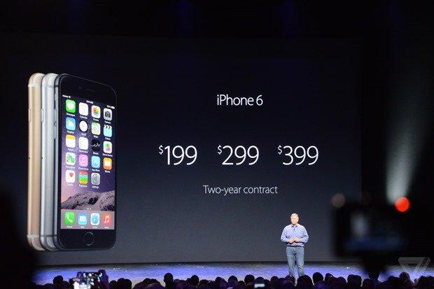 KDDIとソフトバンク、『iPhone 6(6 Plus)』を9月12日16時より予約開始&19日発売を発表