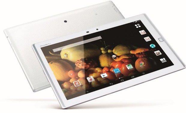 ドコモ、フルセグ/防水/ATOK搭載10型Android『ARROWS Tab F-03G』発表―スペックほか