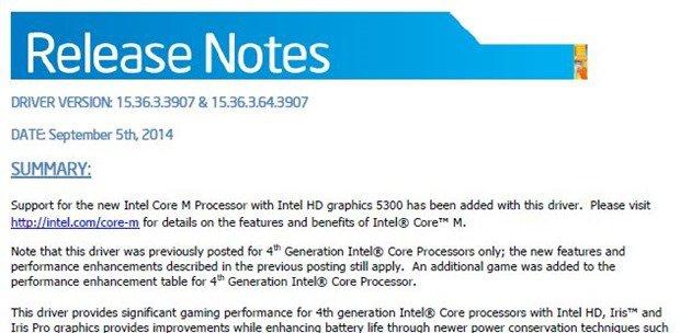 Intel最新ドライバで「Surface Pro 3 / Pro 2」のパフォーマンスと駆動時間が改善