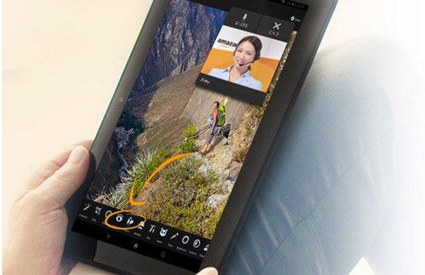 アマゾン、新しいFire HDX 8.9で『Mayday』提供開始―365日24時間ビデオ通話サポート
