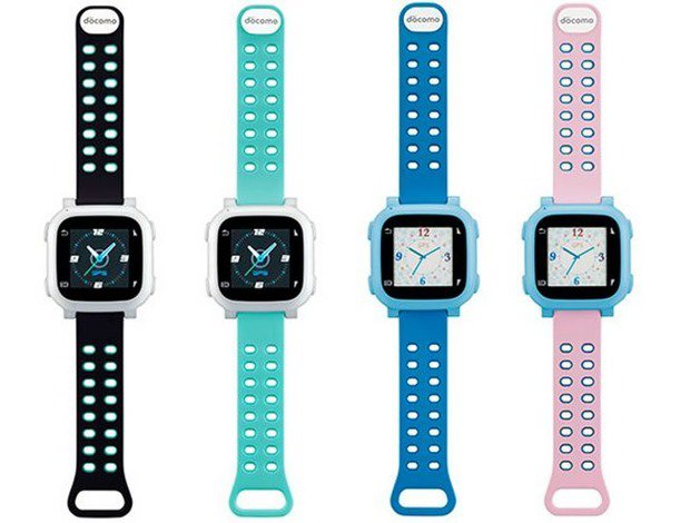 ドコモ、子供向け3G腕時計『ドコッチ 01』発表―スペックほか