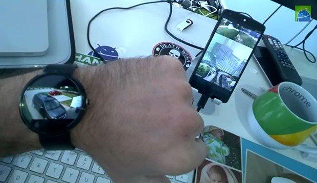 IPカメラ監視アプリ『tinyCam Monitor PRO』がAndroid Wear搭載スマートウォッチ対応に