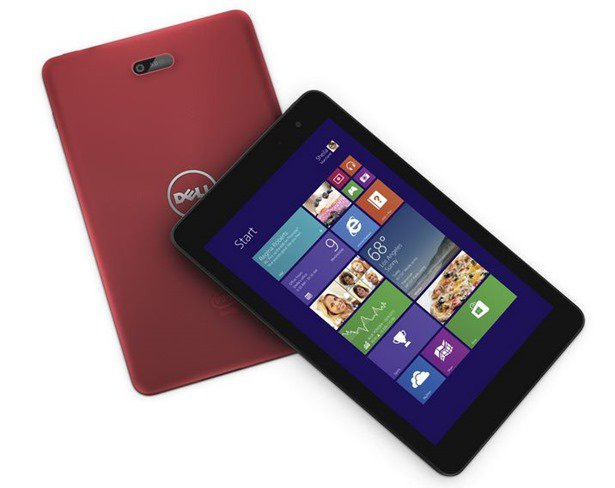 『Dell Venue 8 Pro』を強化するBIOSアップデート「A09」配信開始