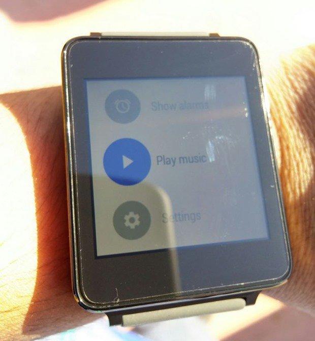 音楽再生が可能な『Android Wear 4.4W.2』(KNX01Q)アップデート配信開始、LG G Watchで利用可能に