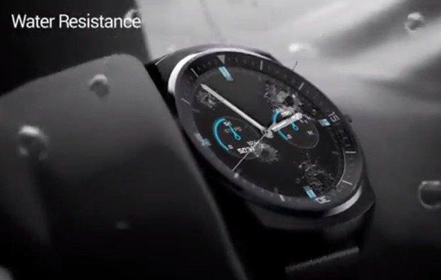 LG UK、『LG G Watch R(LG-W110)』の公式動画を公開