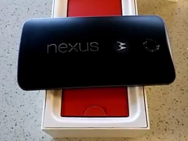 早くも Nexus 6 開封動画が公開される