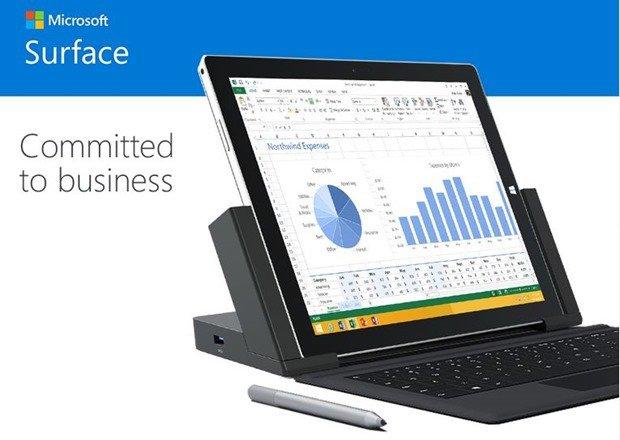 次世代『Surface Pro 4』は12インチ、タイプカバーやドックなど互換性あり