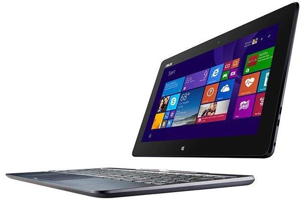 ASUS、メタル天板10.1型Windows『TransBook T100TAM』発表―Acer Aspire Switch 10とスペック比較/キャンペーン