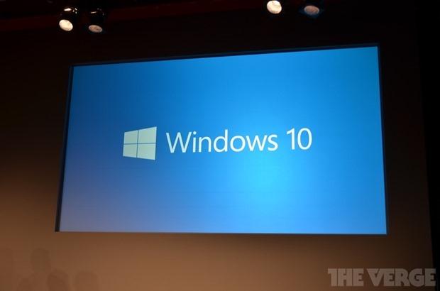 イベント中継:Microsoft、次期OS『Windows 10』発表