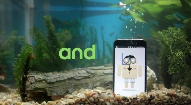 『Nexus 6』に防水性能あり、Android最新動画で判明