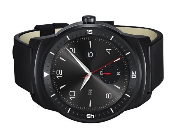 スマートウォッチ『LG G Watch R』は11月初めに欧州より発売