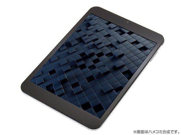 ドスパラ、バッテリー交換できるタブレット『Diginnos Tablet DG-Q78N』発表―スペックや価格ほか