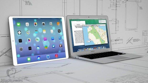 『iPad Pro』は厚さ約7mmで12.2インチか、サイズはSurface Pro 3に近いとも