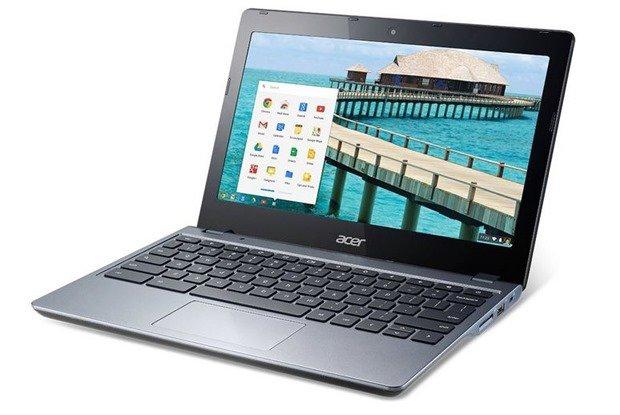 エイサー、個人向け『Acer Chromebook C720』発売を発表、スペックと予約価格
