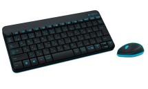 ロジクール、防滴キーボード・マウス「MK240S」発表―価格と機能