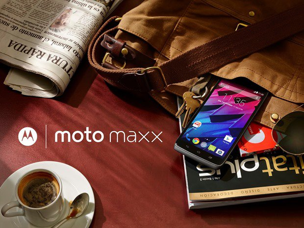 Motorola、Droid Turboの国際版『Moto Maxx』発表―「Nexus 6」とのスペック比較、価格