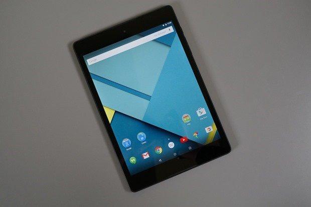Nexus 9 の開封動画が公開される