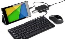 バッファロー、タブレット充電中も使えるUSBハブ4ポート『BSH4AMB03/N』発表―機能と予約特典