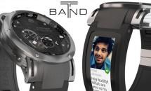 時計バンドをスマートウォッチ化する『Kairos T-band』、古い腕時計と共存可能