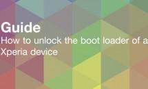 Sony、Xperia端末のブートローダーをアンロックする解説ムービーを公開
