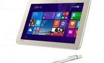東芝、ワコム採用Windows『dynabook Tab S』(S90/S80/S68)3機種を12/19発売と発表―スペック表