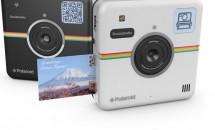 その場でプリント、Android搭載カメラ『Polaroid Socialmatic』予約開始―スペックと価格、ランニングコストやチェキと比較