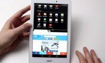 『Acer Iconia Tab 8』がマルチタスク/画面分割に対応、動画あり―Androidタブレット