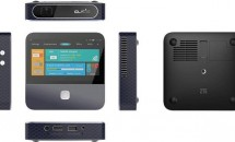 LTE対応プロジェクタ『ZTE SPRO 2』発表、スペックなど #CES2015