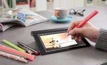 鉛筆もOK、AnyPen搭載8型Windows『Lenovo YOGA TABLET 2』発表/スペック #CES2015