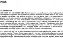 Windowsスマートウォッチか、『Asus VivoWatch』がUSPTO/Bluetoothで見つかる