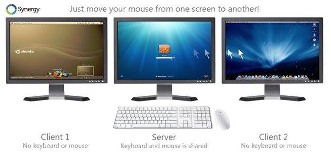 『Synergy』でWindowsタブレットの擬似サブディスプレイ化を考える