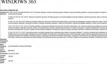 Microsoft、商標『Windows 365』を出願