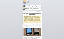要脱獄、iOS向けブルーライトカットできる無料アプリ『f.lux』を試す/Jailbreak