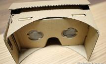 Google、ダンボール製VRヘッドセット『Cardboard』類似品を購入、試用レビュー