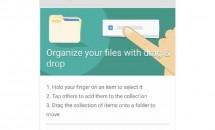 Androidアプリ『Google Drive』、ドラッグ&ドロップに対応するアップデート提供開始