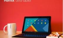 マルチウィンドウ対応Androidベース『Remix ULTRA-TABLET』がKickStarterで目標達成