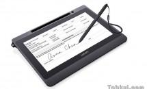 ワコム、電子署名向けフルHD液晶ペンタブレット『DTU-1141』発表/スペック