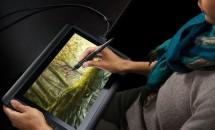 ワコム、マルチタッチ対応13.3型『Cintiq 13HD touch』発表/スペックと価格