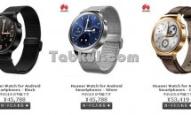 個人輸入ショップで『Huawei Watch』予約開始、価格45,788円~