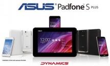 ASUS、タブレット合体5型スマホ『PadFone S Plus (PF500KL)』発表―マレーシアで4/8発売―スペック