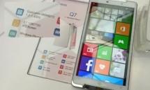 7型Windows Phone 8.1スマホ『Ramos Q7』発表、一部スペック