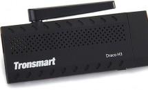 約4,800円で4K出力、Android搭載スティック端末『Tronsmart Draco H3』発表/スペック