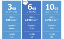 BIGLOBEの格安SIM、月900円で3GBなどに増量と一部制限の解除を開始