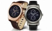 円形スマートウォッチ『LG G Watch Urbane』本日発売-Googleストア