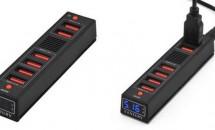 センチュリー、車でも使える電流チェック機能付き6ポートUSB充電器『CUCB-6P』発表/特徴と価格