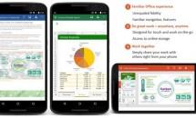 Microsoft、スマートフォン向け『Office for Android』プレビュー版をリリース